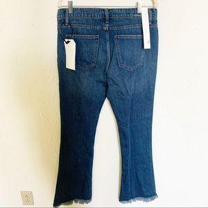 Current/Elliott Jeans - Current/Elliott The Flip Flop Frayed Jeans Sz 29